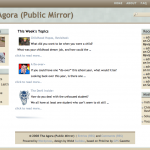 theagora