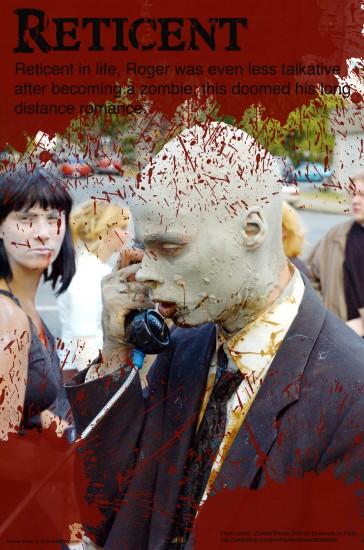 Reticent Zombie