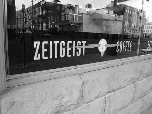 Google Zeitgeist as a Writing Prompt