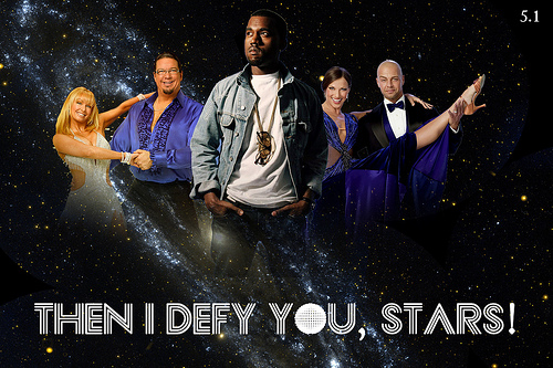 Then I Defy You, Stars!