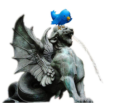 Of Chimeras, Tweets and Twittering