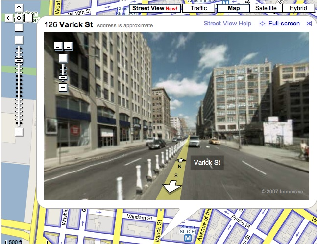 Maps With Street View Google Maps Street View – Bionic Teaching Maps With Street View